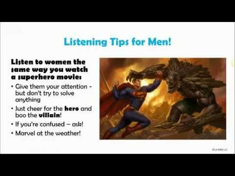 Master Male / Female Communication