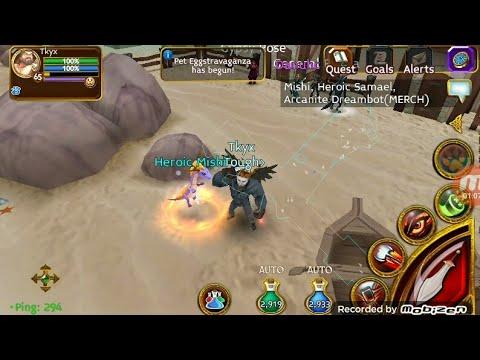 Arcane Legends  Opn Heroic Mishi