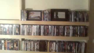 Dvd Shelves Custom.