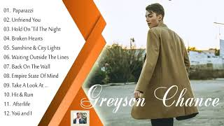 Greyson chance greatest hits new album ...