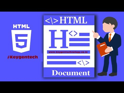 HTML in Hindi Language | html tutorial for beginners in hindi | Basic html tutorial for class 10 thumbnail