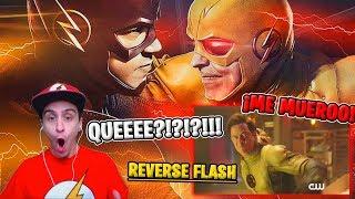 ¡ME VUELVO LOCOOO! (y ustedes también seguramente) The Flash Elseworlds Trailer Extendido REACCIÓN!