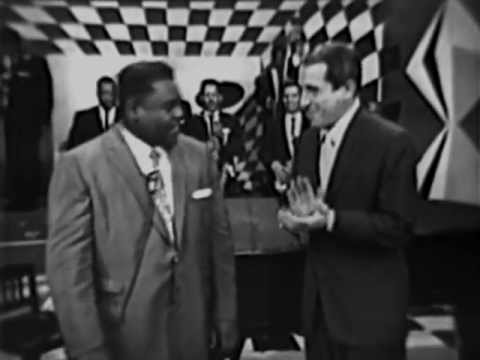 Fats Domino on the Perry Como Show