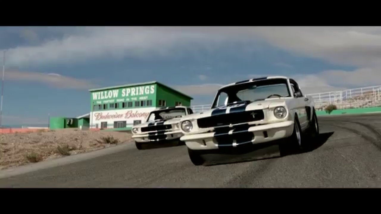 Independent Rear Suspension On The 1966 Shelby Gt350 Youtube