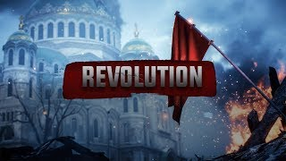 RUSSIAN REVOLUTION BATTLEFIELD 1 IN THE NAME OF THE TSAR