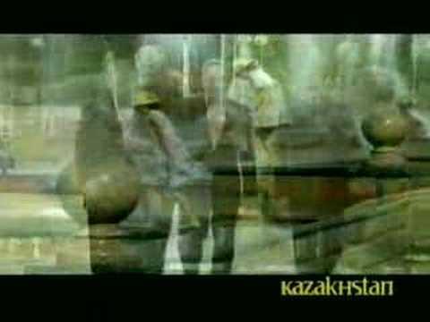 Kazakhstan REAL COMMERCIAL against borat
