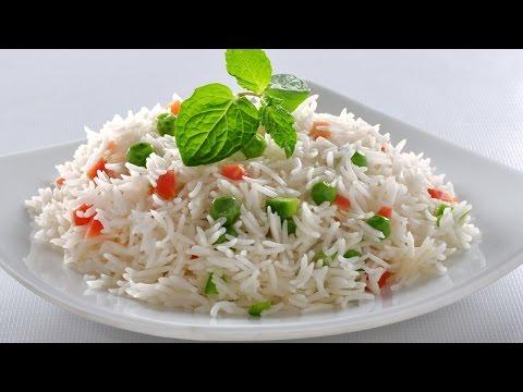 Калорийность риса вареного на воде с солью