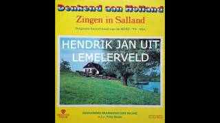 HERVORMD (SALLANDS) MANNENKOOR WIJHE - HENDRIK JAN UIT LEMELERVELD