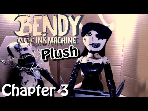 Bendy and The Ink Machine Plush Chapter 3