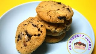 The Ultimate Chocolate Cookie Recipe - With Oero's  | Msdessertjunkie