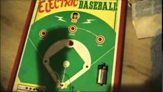 Ce soir on joue vol.1: Jim Prentice Electric Baseball
