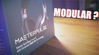 BEAUTIFUL GAMING HEADSET , DOES IT SOUND GOOD ? - Cooler Master Masterpulse review