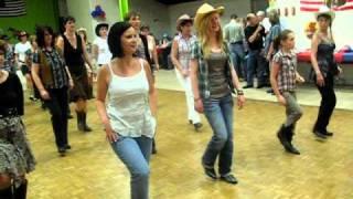 Vidéo 1  SOIREE COUNTRY A CUFFY - SAMEDI 2 AVRIL 2011