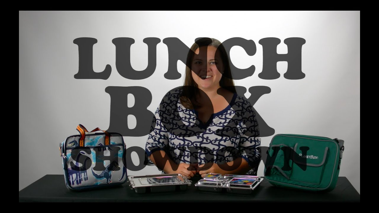 Planetbox Vs Pottery Barn Kids Lunch Box Youtube
