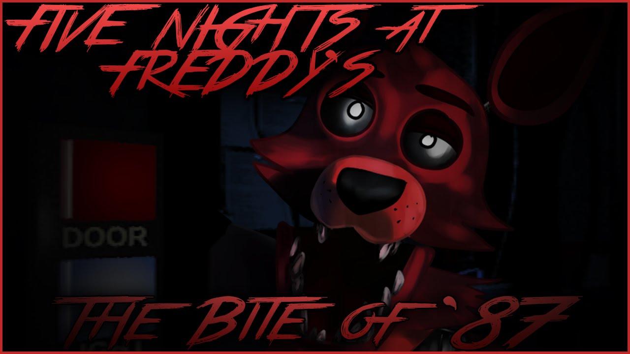 Nights at freddy s creepypasta reading the bite of 87 5 nights