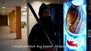 Ninja VS Mafia