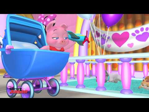 Minnie's Bow Toons | Pet Adoption | Disney Junior UK