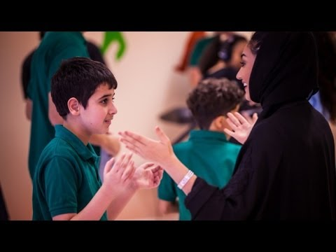 """As One"" documentary about autism in the United Arab Emirates on YouTube"
