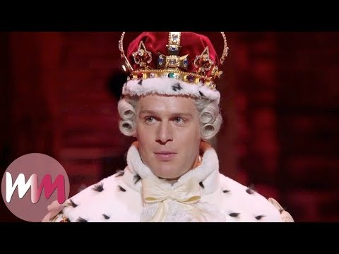 Top 10 Epic Broadway Villain Songs