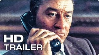 ИРЛАНДЕЦ Русский Трейлер #1 (Субтитры, 2019) Роберт Де Ниро, Аль Пачино Netflix Movie HD