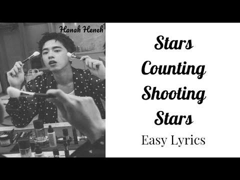 Stars Counting Shooting Stars - Connor Leong (Easy Lyrics)