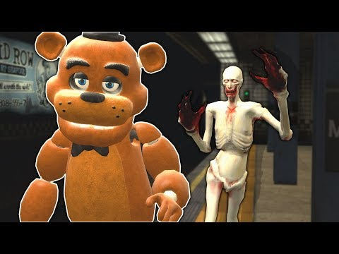 We Found SCP-096 In A Subway! - Garry's Mod Gameplay - Gmod SESCP urvival