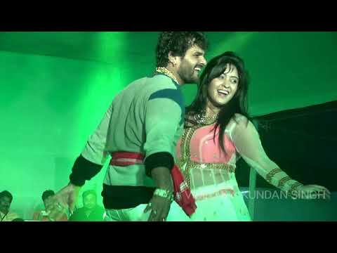 लव कला सब होई Love Kala Sab Hoi - Full Video I Stage Show | Khesari Lal Yadav & Shubhi Sharma