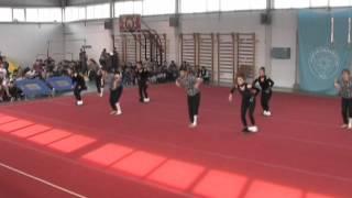 Uludağ Üniversitesi-Genel Cimnastik Final Serisi 2016