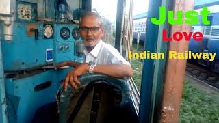 Loco Pilot of Indian Railway || Diesel  Locomotive Shunting || dangerous