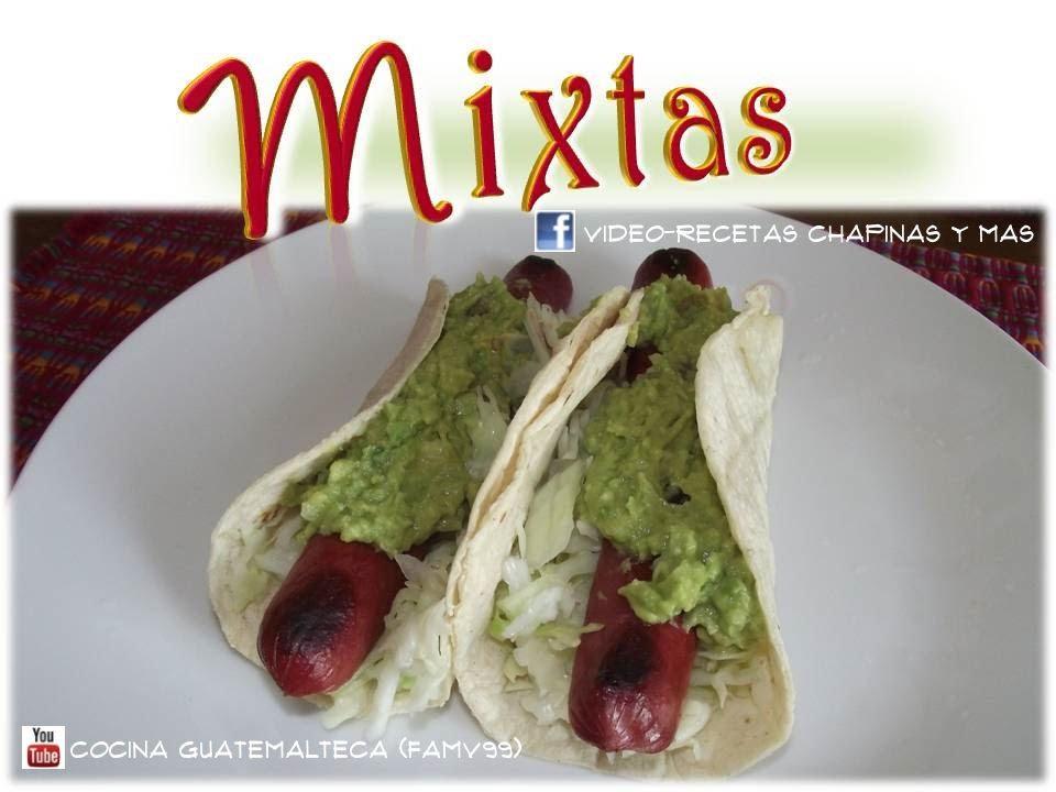receta mixtas guatemala   youtube