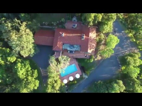 2470 Spring Moutain Road, St Helena ~ Mediterranean Inspired Estate for Sale