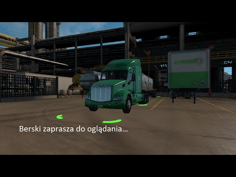 American Truck Simulator #1 - Czas na Stany