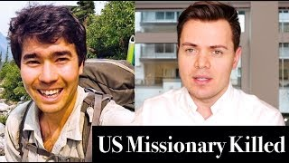 US Missionary Killed
