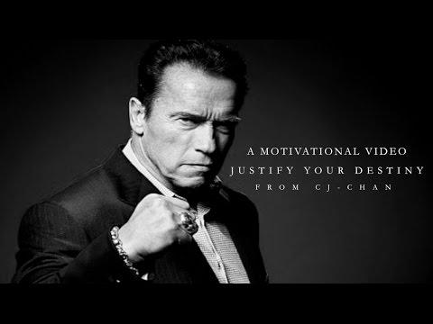 Justify Your Destiny - Motivational Video