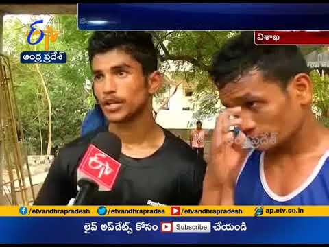 National Sports Academy organized by Free Coching for Boxing at Vizag