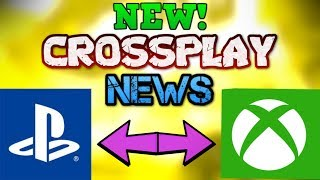 NEW CROSSPLAY News Apex Legends