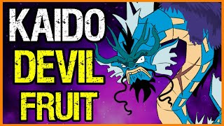 Kaido's Mythical Zoan Devil Fruit (999+ Spoilers) - One Piece Discussion | Tekking101