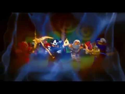 Ninjago   The Weekend Whip   Music Video  