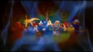 Ninjago | The Weekend Whip | Music Video |