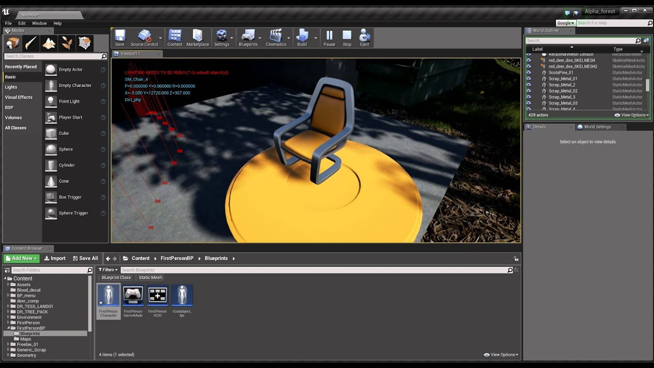 Project23 ue4 inspect object youtube project23 ue4 inspect object malvernweather Images