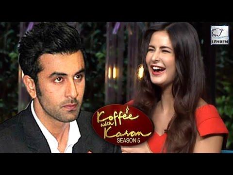 Katrina Kaif REACTS On Ex Boyfriend Ranbir Kapoor ...