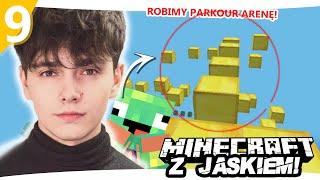 ROBIMY PARKOUR DLA MIXERA - Minecraft z Jaśkiem #9 | JDABROWSKY