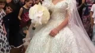 красивая кавказская невеста