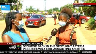 Bullying at school | Grade 10 learner shown being assaulted on video has committed suicide