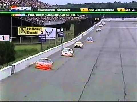 2004 Nextel Cup Pocono 500 part 1 of 4