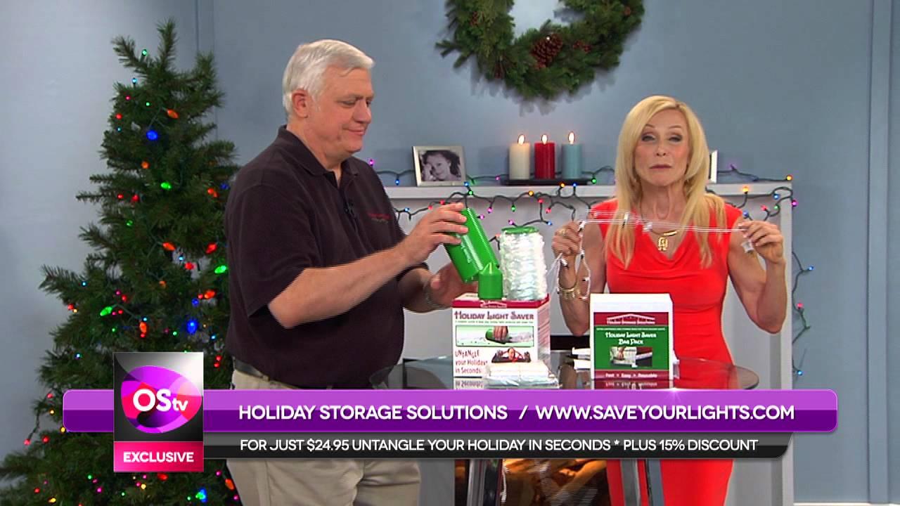 Holiday Light Saver - YouTube