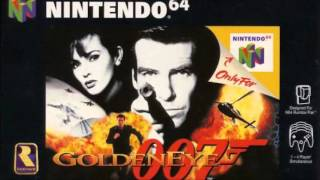 [N64] - Goldeneye 64 - Intro Bond Theme (Extended Soundtrack)