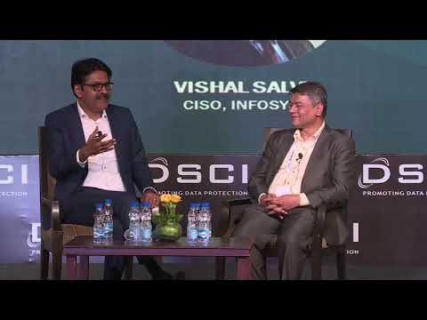 Fire side chat with Vishal Salvi, CISO, Infosys