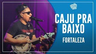 FM O DIa - CAJU PRA BAIXO canta Tiee: Fortaleza