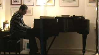 Stravinsky, Firebird, Round Dance of the Princesses - Piano solo